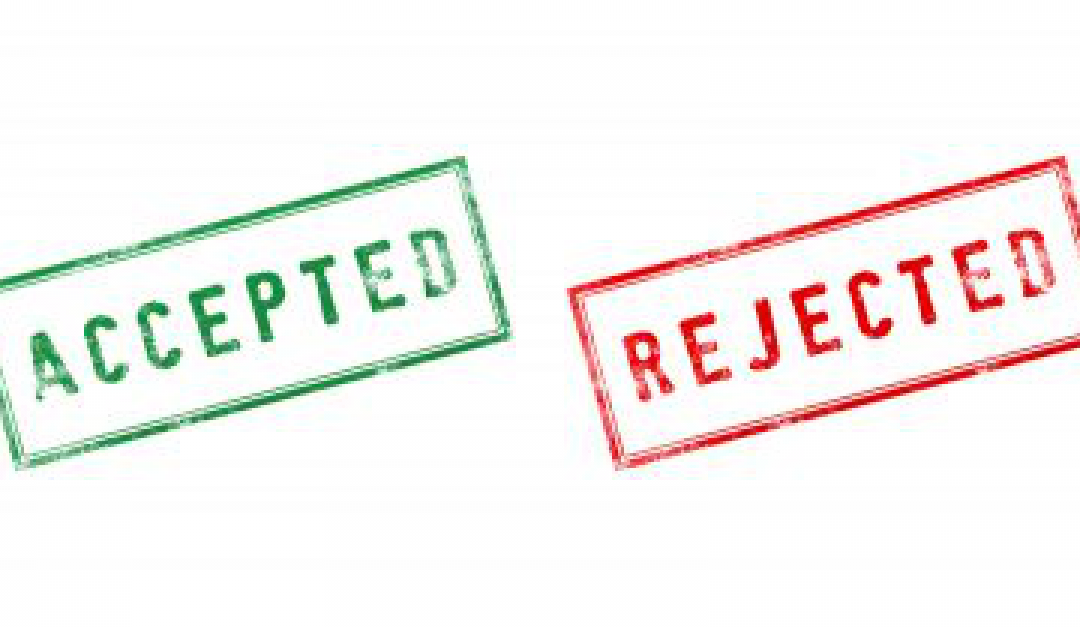accepted - rejected: insurance lawyers