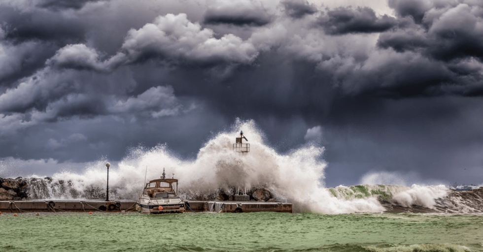 your insurance attorney: boat clouds